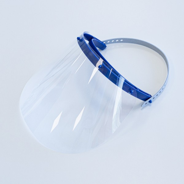 "Visor ""GST63"" blue (1 unit)"